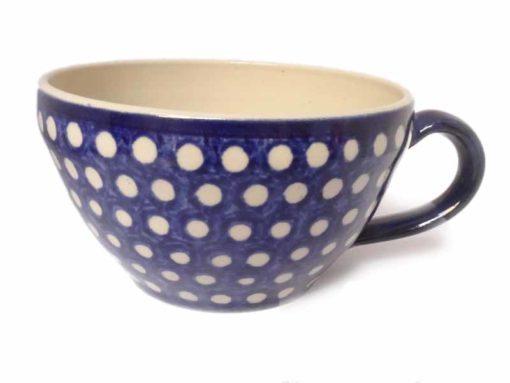 keramik-kaffeetasse-blauweiss-franzoesisch