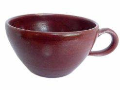 keramik-kaffeetasse-braun-franzoesisch