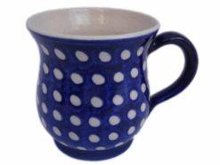 keramik-kaffeetopf-blauweiss-geschwungen