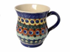 keramik-kaffeetopf-buntekanten-geschwungen